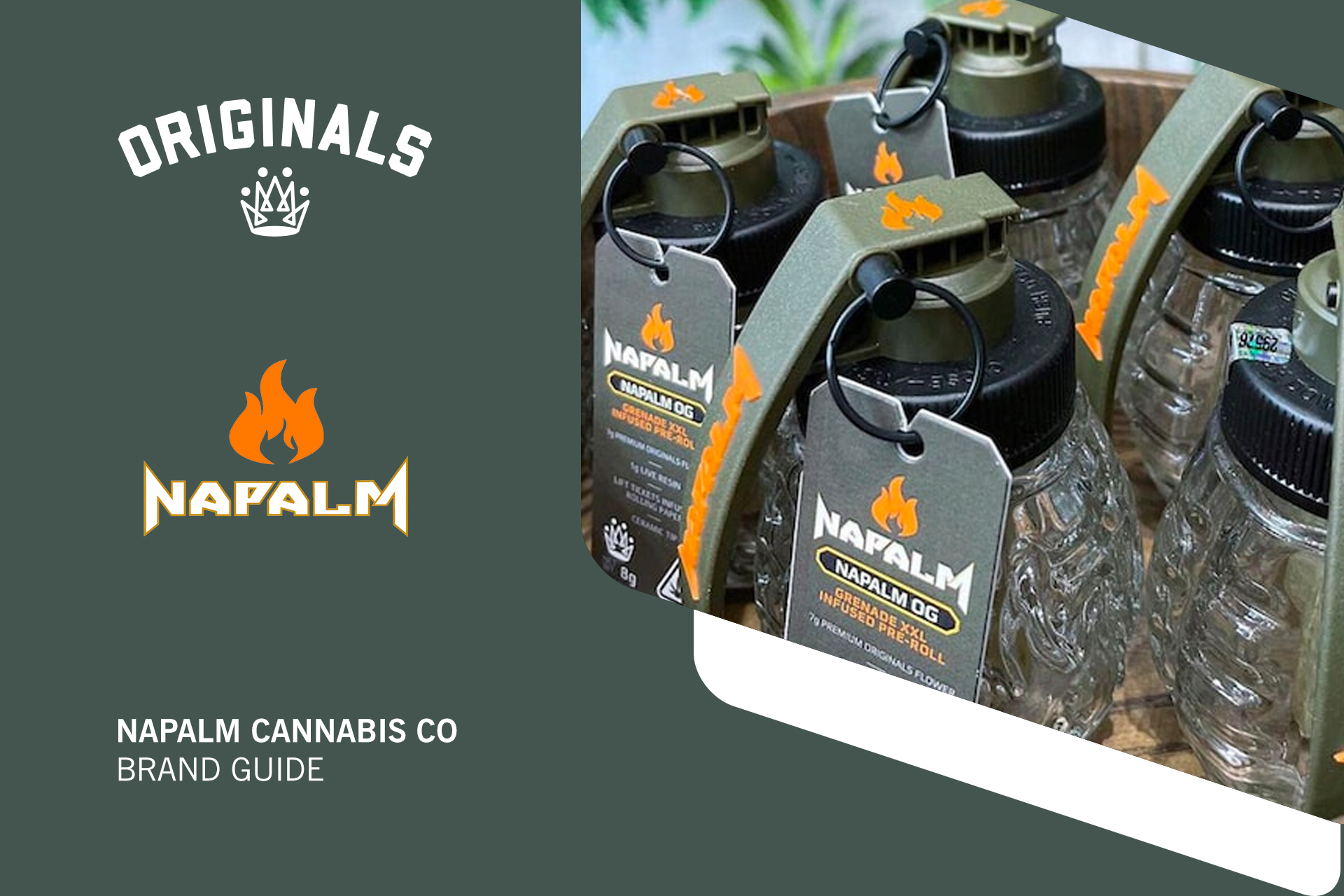 Napalm Cannabis Co Guide: Live Resin Vapes, Top-Shelf Flower, and Infused Chocolate At Originals Factory & Weed Shop